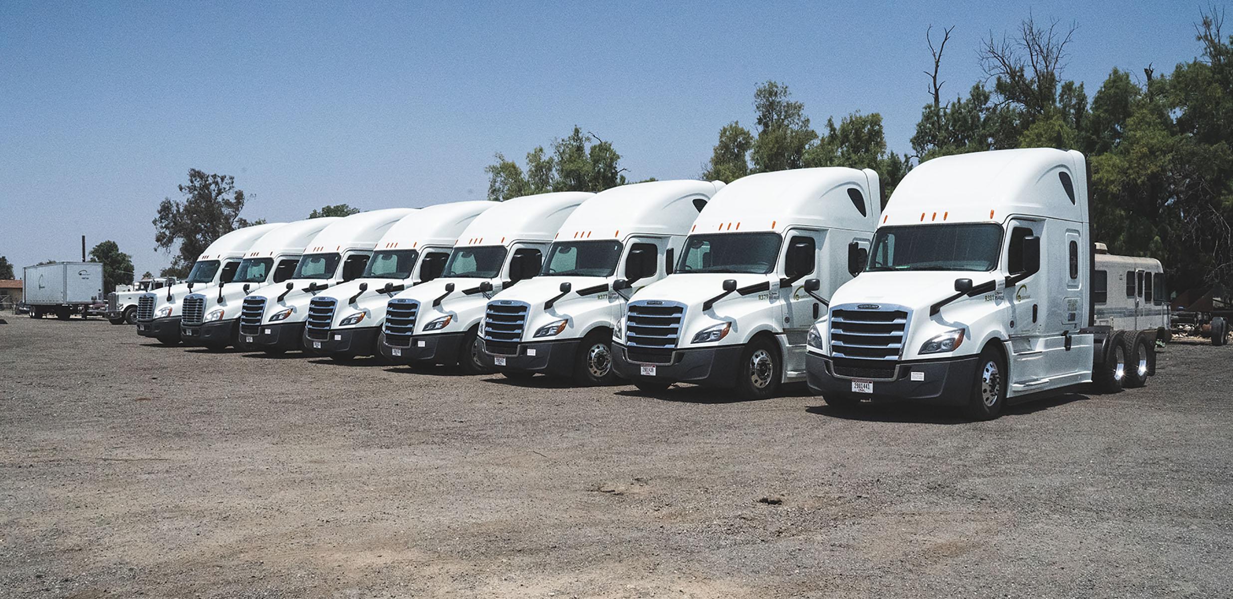 DGC's fleet